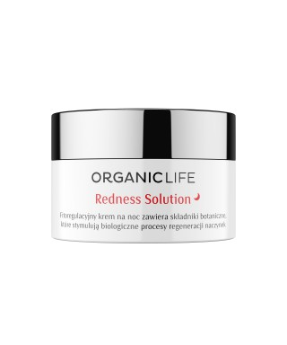 Krem na noc Redness Solution Organic life 50g