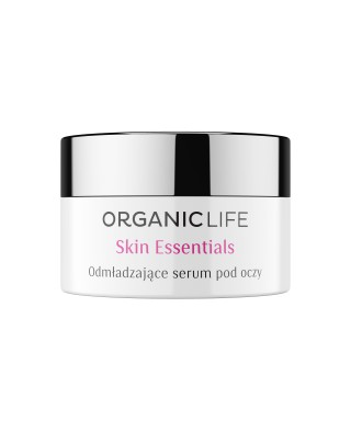 Odmładzające serum pod oczy Skin Essentials Organic life 15g