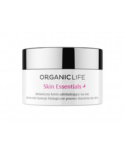 Botaniczny krem odmładzajacy na noc Skin Essentials 50g