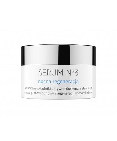 Serum nr 3 Nocna regeneracja Seria Serum botaniczne Organic life 50g