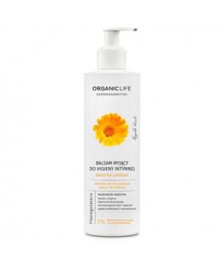 Balsam myjący do higieny intymnej z wyciągiem z nagietka lekarskiego Organic Life 250g