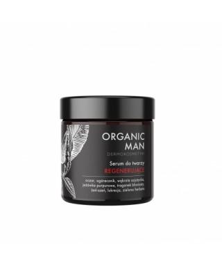 Serum do twarzy regenerujące Organic Man Organic Life 50g