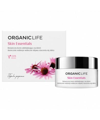 Botaniczny krem odmładzający na dzień Skin Essentials Organiclift 50g
